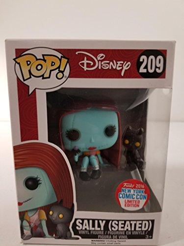 Funko POP: Disney: Pesadilla antes de Navidad: Sally Exclusivo