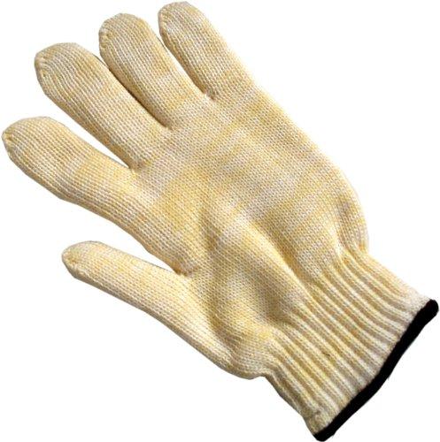 Hitze-Schutz-Handschuh für Grill & Ofen Kamin aus Aramidfasern Nomex und Kevlar - bis ca. 250°