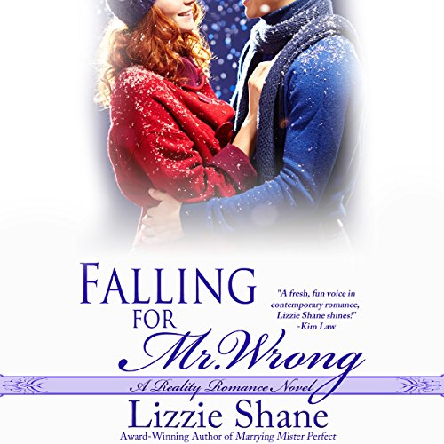 Falling for Mister Wrong audiobook cover art