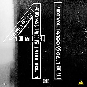 4100, the Tape:, Vol. 1