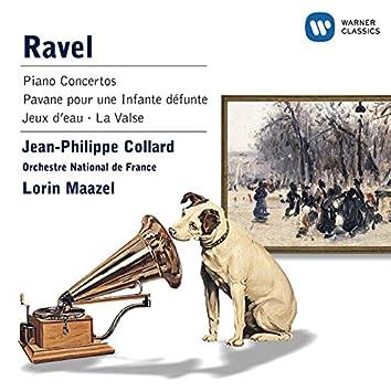 Ravel: Piano Concertos, Pavane, Jeux d'eau, La Valse