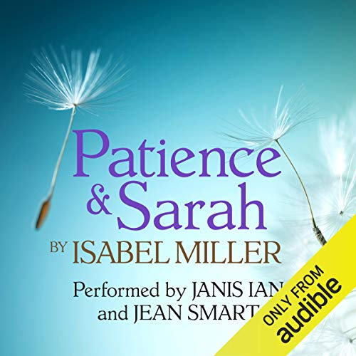 Page de couverture de Patience and Sarah