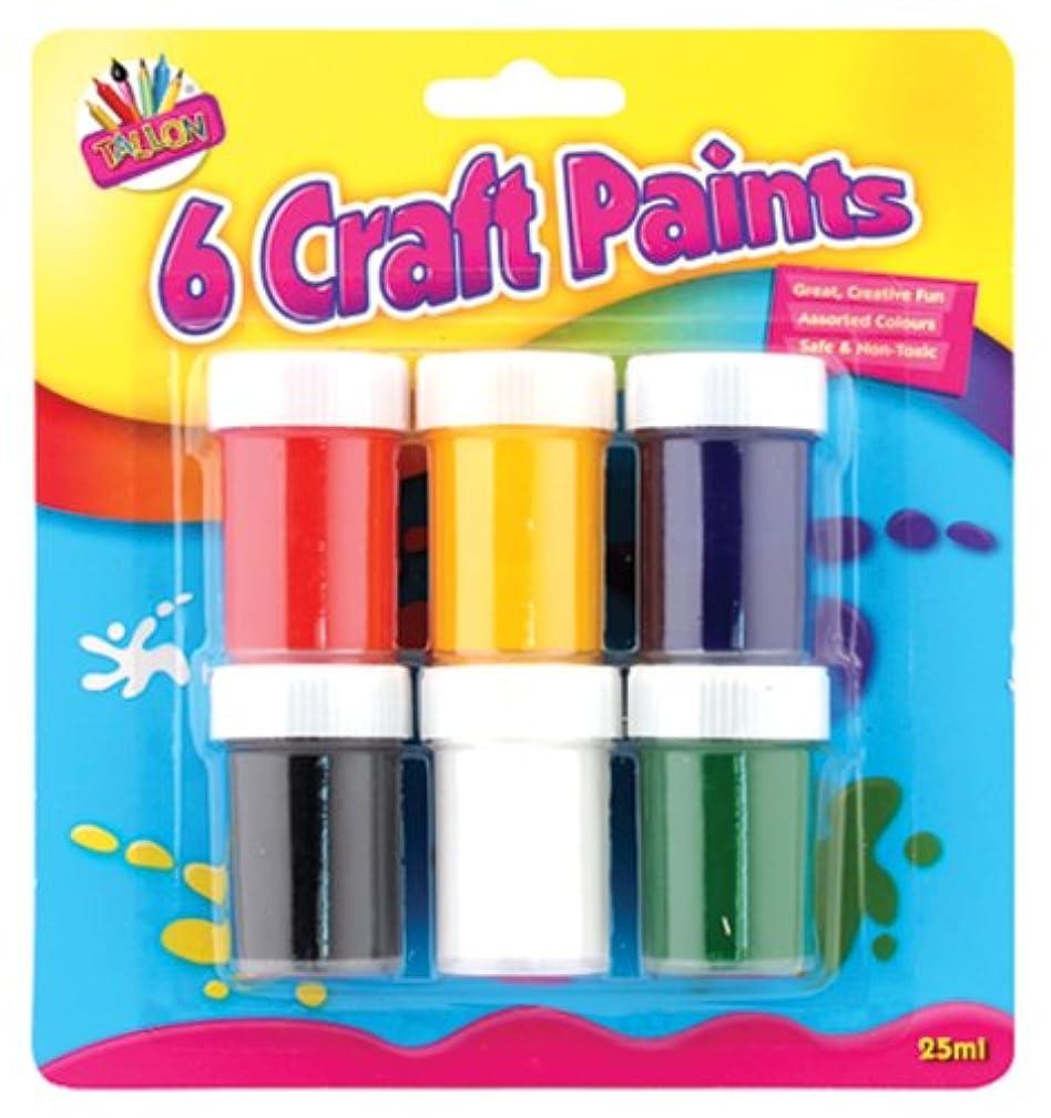 Artbox Craft Paint Pot (pack Of 6)