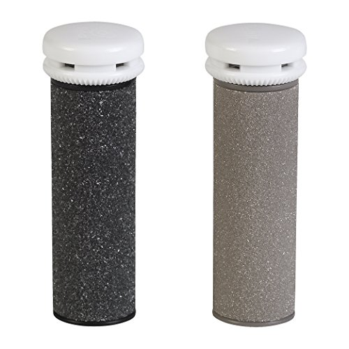 Silkn MicroPedi Refill - Rouleaux Étanches - Moyen et Intensif - 2 Pièces