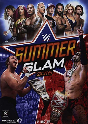 Summerslam 2016 [DVD-AUDIO]