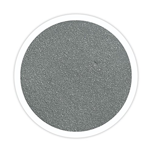 Sandsational Sparkle Pewter Unity Sand, 22 oz, Colored Sand for Weddings, Vase Filler, Home Décor, Craft Sand