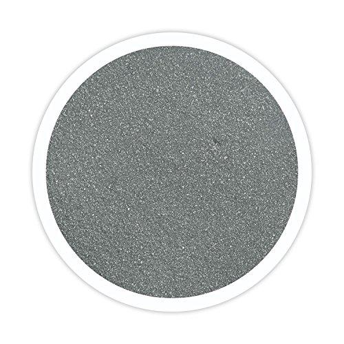 Sandsational Sparkle Pewter Unity Sand, 22 oz, Colored Sand for Weddings, Vase Filler, Home Décor, Craft Sand