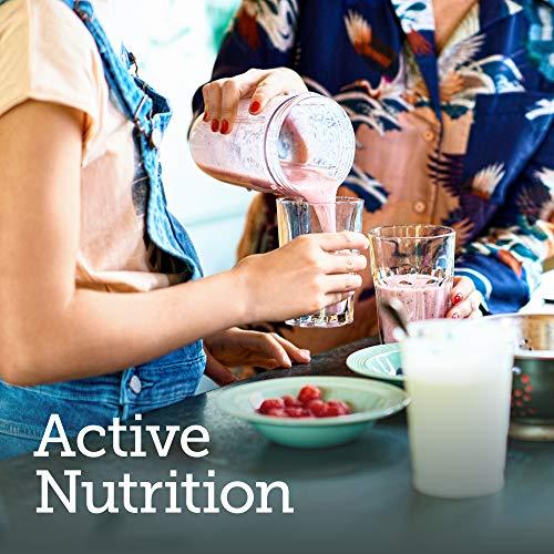 Webber Naturals Vegan Vanilla Protein Powder | 23g of Plant Based Protein Powder | 4.1 g BCAA Amino Acid per serving | Vegan, Vegetarian, Gluten Free, Dairy Free | 26 Servings, 28.4 oz (1.775 lb)