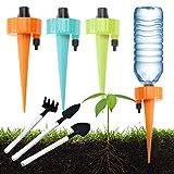 Gxhong Riego de Plantas Automáticos Dispositivos Sistema de Irrigación Riego por Goteo Automático...