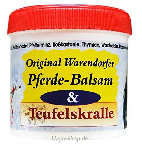 H - Original Warendorfer Pferdebalsam mit Teufelskralle 200 ml