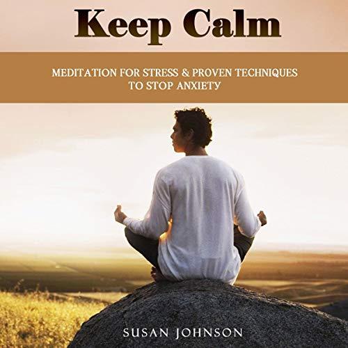 Keep Calm cover art
