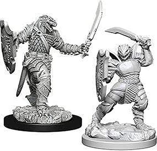 D&D Nolzurs Marvelous Unpainted Miniatures: Wave 5: Dragonborn Female Paladin