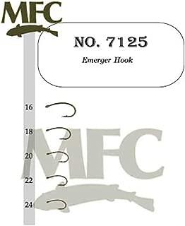 Montana Fly Company Emerger Hook 7125 - Size 22 - 100 Pack