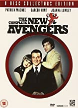 The Complete New Avengers (8 Disk Collectors Edition) [Region 2] by Joanna Lumley