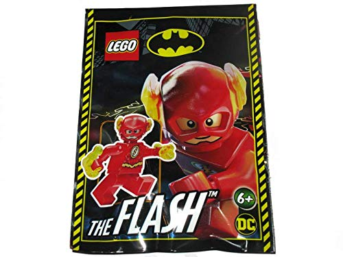 Blue Ocean LEGO Super Heroes The Flash Minifigure Promo Foil Pack Set 211904