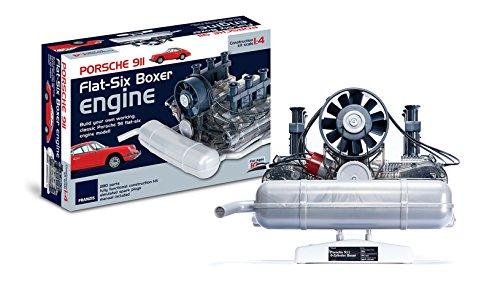Unbekannt Porsche 911 Flat-Six Boxer Motor