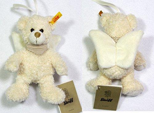 Steiff Teddy Bär Schutzengel 673412 16cm creme