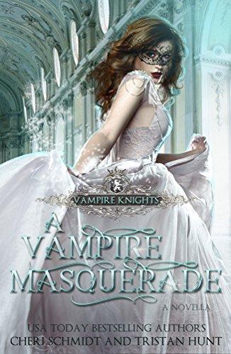 A Vampire Masquerade: A Novella (Fateful Vampires Book 8) (English Edition)