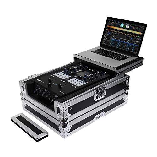 Odyssey Flight Zone Funda para mezclador DJ, de perfil bajo, universal, de 30,48 cm, FZGS12MX1XD