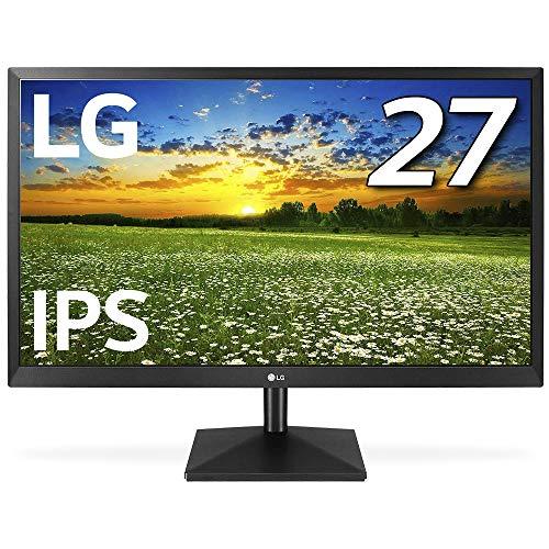 LG モニター ディスプレイ 27MK430H-B 27インチ/フルHD/IPS 非光沢/HDMI端子付/ブルーライト低減機能/FreeS...