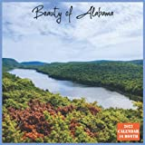 Beauty of Alabama Calendar 2022: Official US State Alabama Calendar 2022, 16 Month Calendar 2022