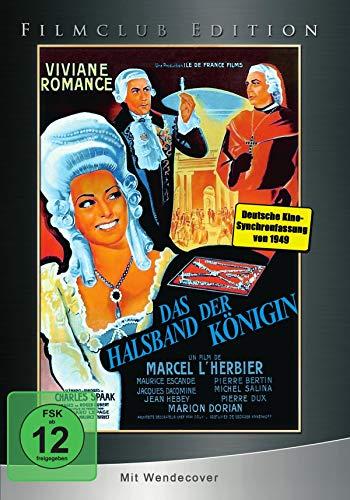 Das Halsband der Königin - Filmclub Edition #62 - Limited Edition auf 1200 Stück