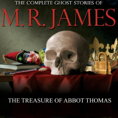 The Treasure of Abbot Thomas cover art