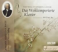 The Well Tempered Clavier (Galling) by Johann Sebastian Bach