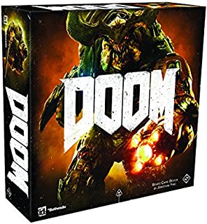 Fantasy Flight Games Doom The Board Game