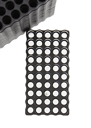 Redneck Convent Small Caliber 50 Round Universal Reloading Ammo Tray Loading Blocks 10-Pack