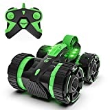 FUN LITTLE TOYS Remote Control Car RC Car Play Vehicle Stunt Car 360° Flip 2.4GHz High Speed Gifts for Boys