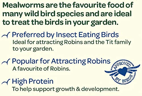 Westland Horticulture Peckish Mealworms