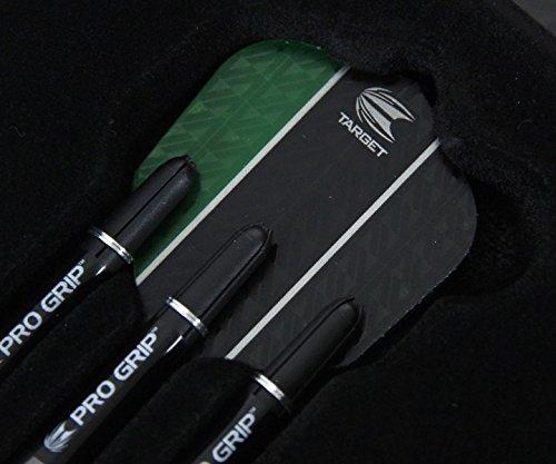 Target Darts Vapor 8 Black Softdarts, Grün - 6
