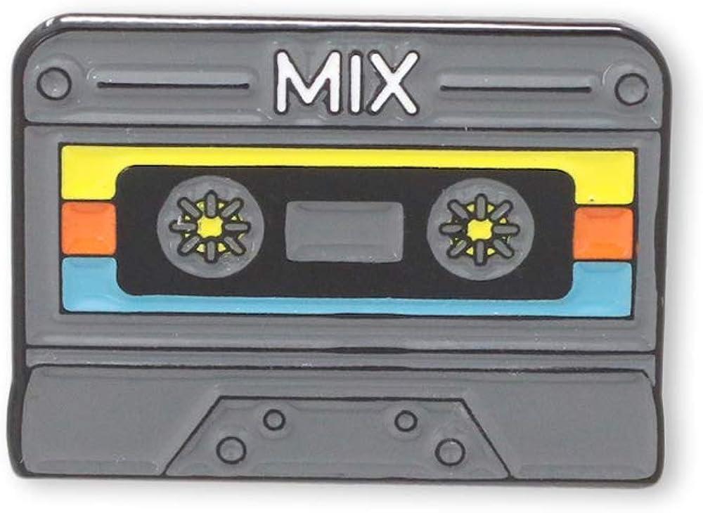WizardPins Mixtape Enamel Pin Set