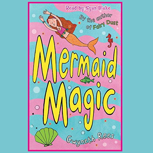 Mermaid Magic audiobook cover art