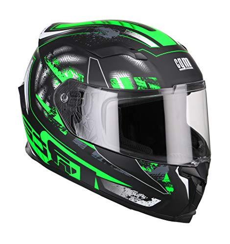 Integralhelm CGM 307G Jerez grün neon matt L