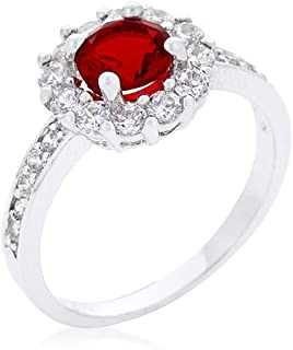 Best red ruby ring Reviews