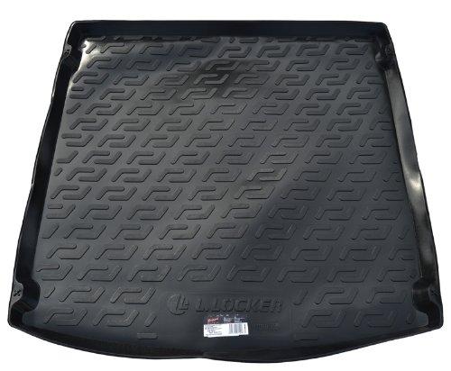 SIXTOL Auto Kofferraumschutz für die Opel Astra J Sports Tourer Maßgeschneiderte antirutsch Kofferraumwanne für den sicheren Transport von Einkauf, Gepäck und Haustier