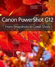 Canon PowerShot g12: من لقطات إلى رائعة Shots