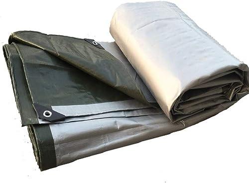 Sortie Udstyr, Toile Résistante à la Pluie Double épaississement de la Bache Anti-Poussière en Plastique Pe Anti-Uv-180G   M20.3Mm, Kejing Miao, 4X8M