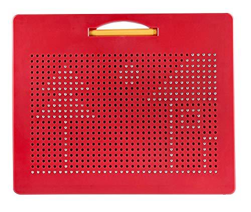 Playmags  superstrapazierfähiges Grundplatten-Set, fantastische Ergänzung zu jedem Magnetbaukasten (Farben können variieren)
