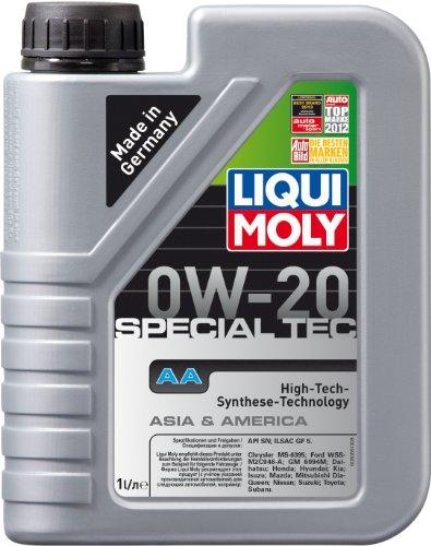 LIQUI MOLY 9701 Special Tec AA 0W-20 Motoröl, 1 L