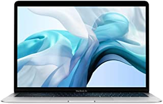 Apple MacBook Air (13-inch Retina display, 1.6GHz dual-core Intel Core i5, 128GB) - Silver (Previous Model)