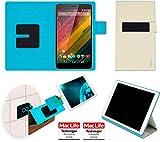 Hülle für HP Slate 7 VoiceTab Ultra Tasche Cover Hülle Bumper | in Beige | Testsieger