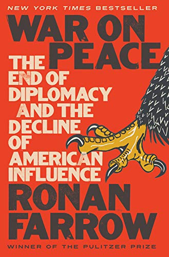 Image of War on Peace: The End of Diplomacy and the Decline of American Influence