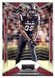 2020 Panini Chronicles Draft Picks Playoff Draft Picks #11 Bryan Edwards RC Rookie South Carolina Gamecocks Football Trading Card. rookie card picture