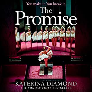 The Promise                   By:                                                                                                                                 Katerina Diamond                               Narrated by:                                                                                                                                 Stevie Lacey                      Length: 10 hrs and 37 mins     35 ratings     Overall 4.5