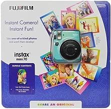 Fujifilm Instax Mini 70 - Instant Film Camera (Mint)