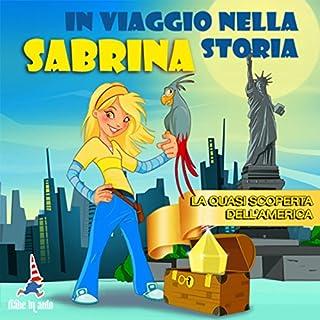 Sabrina e la quasi scoperta dell'America copertina