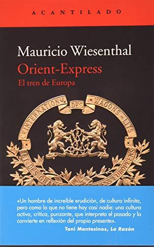 Orient-Express: 406 (El Acantilado)